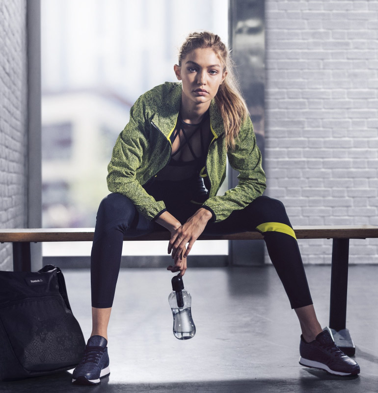 Reebok Perfect Never with Gigi Hadid | M&C Saatchi Sport & Entertainment