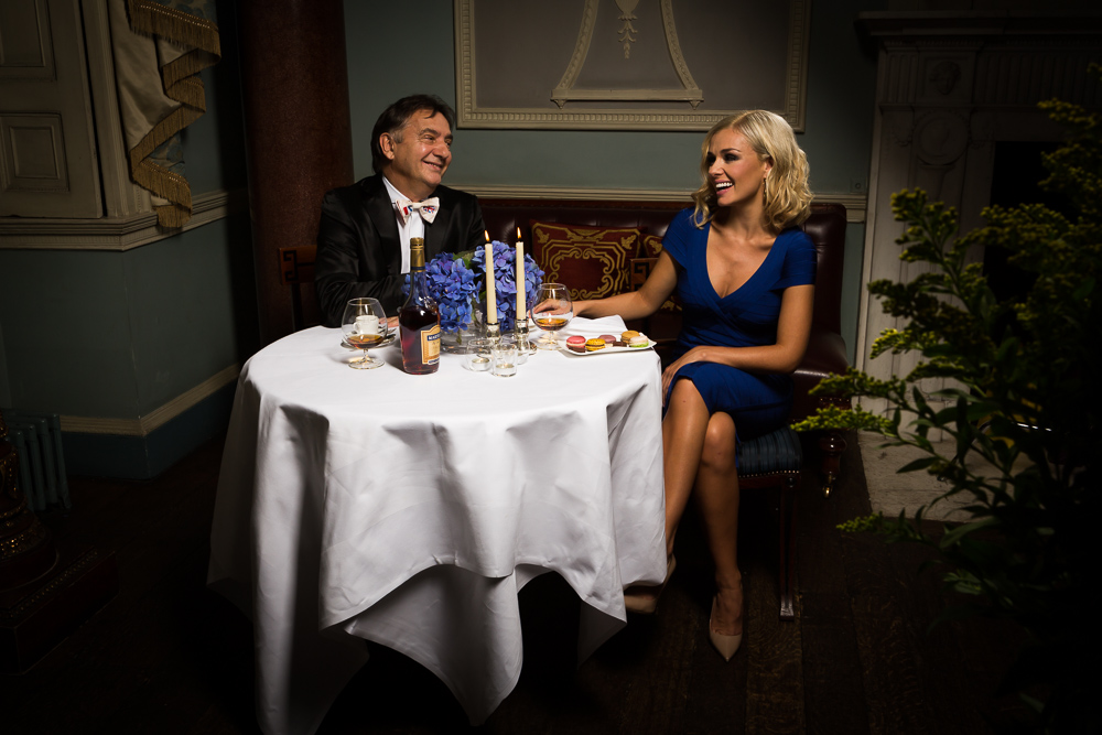 Katherine Jenkins and Raymond Blanc launch Martell Very Special Nights, a series of very special events bringing you food by culinary visionary Raymond Blanc, music by award-winning mezzo soprano Katherine Jenkins and the ultimate Cognac, Martell. For more information visit, www.martellveryspecialnights.com