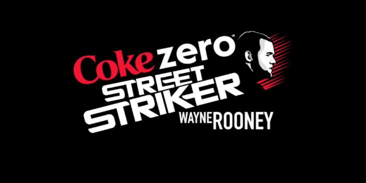 Wayne Rooney X Coke Zero Street Striker Tyre Challenge