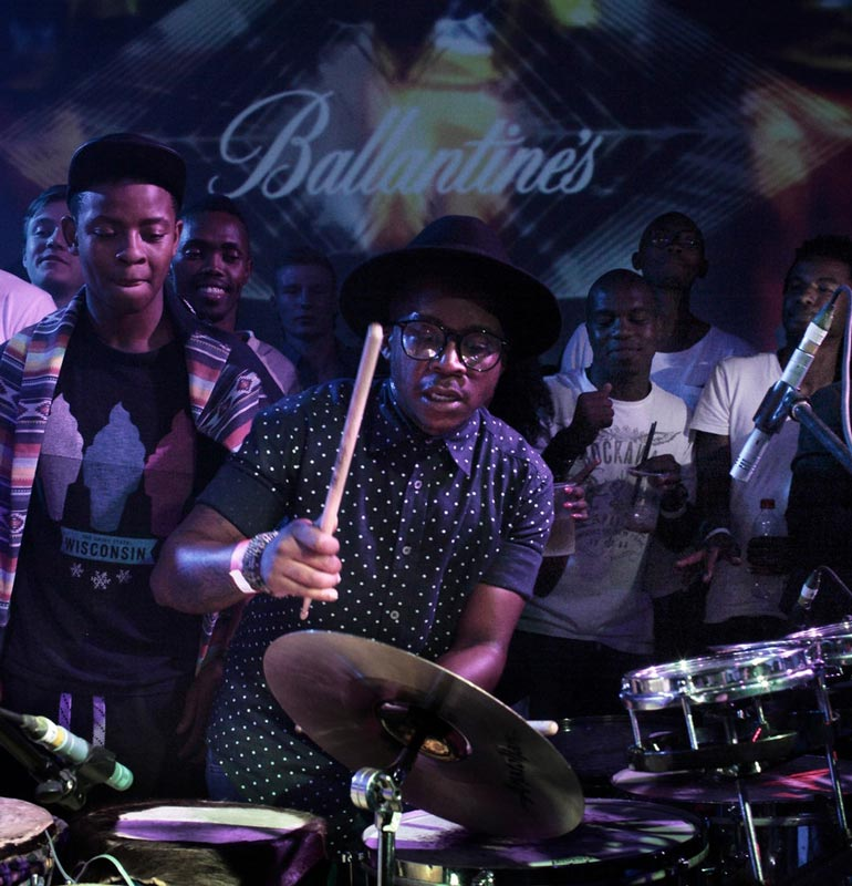 Ballantine's x Boiler Room: Stay True South Africa