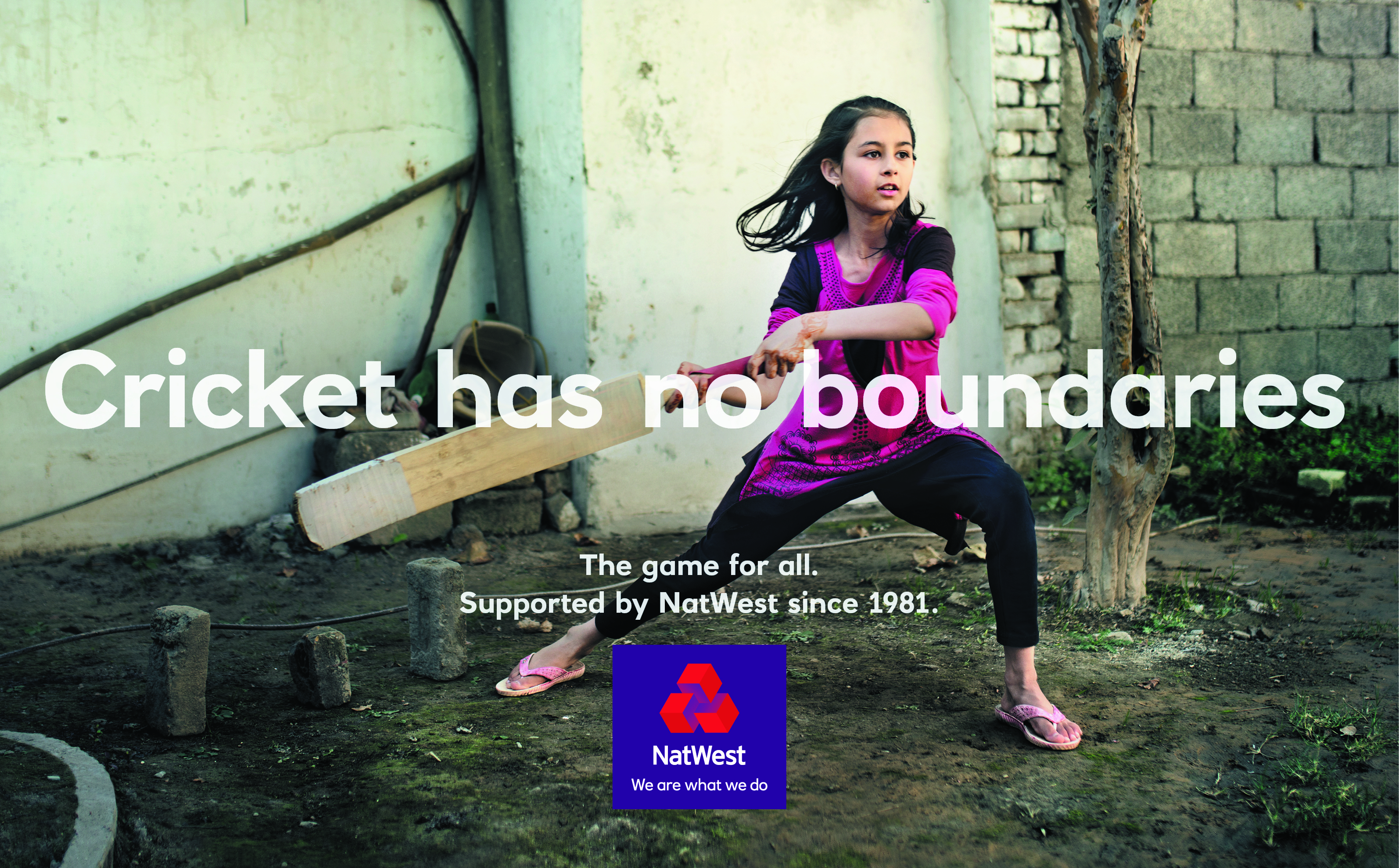 NatWest Cricket: No Boundaries